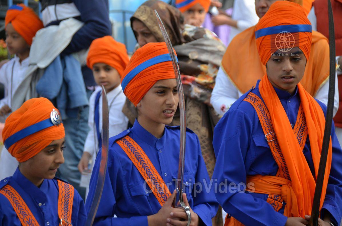 Sikh Children Day by Gurdwara Sahib, Fremont, CA, USA - Picture 20 of 25