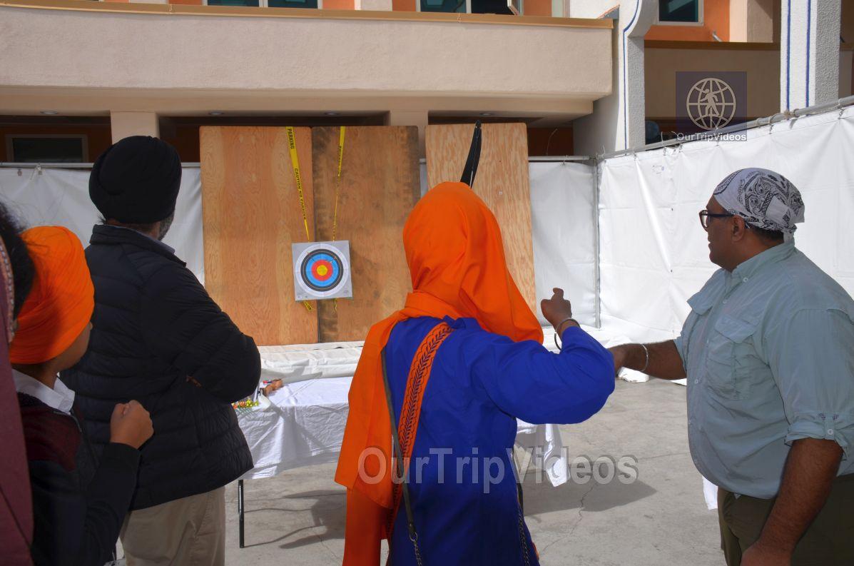 Sikh Children Day by Gurdwara Sahib, Fremont, CA, USA - Picture 25 of 25
