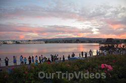 San Francisco(Bay Area) Water Lantern Festival, Foster City, CA, USA - Picture 48