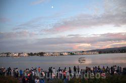 San Francisco(Bay Area) Water Lantern Festival, Foster City, CA, USA - Picture 51
