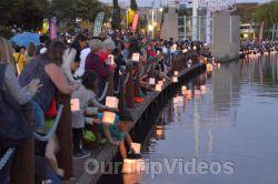 San Francisco(Bay Area) Water Lantern Festival, Foster City, CA, USA - Picture 57