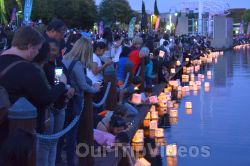 San Francisco(Bay Area) Water Lantern Festival, Foster City, CA, USA - Online News Paper RSS -  views