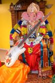 Ganesh chaturthi at SVCC Temple, Fremont, CA, USA - Picture 4
