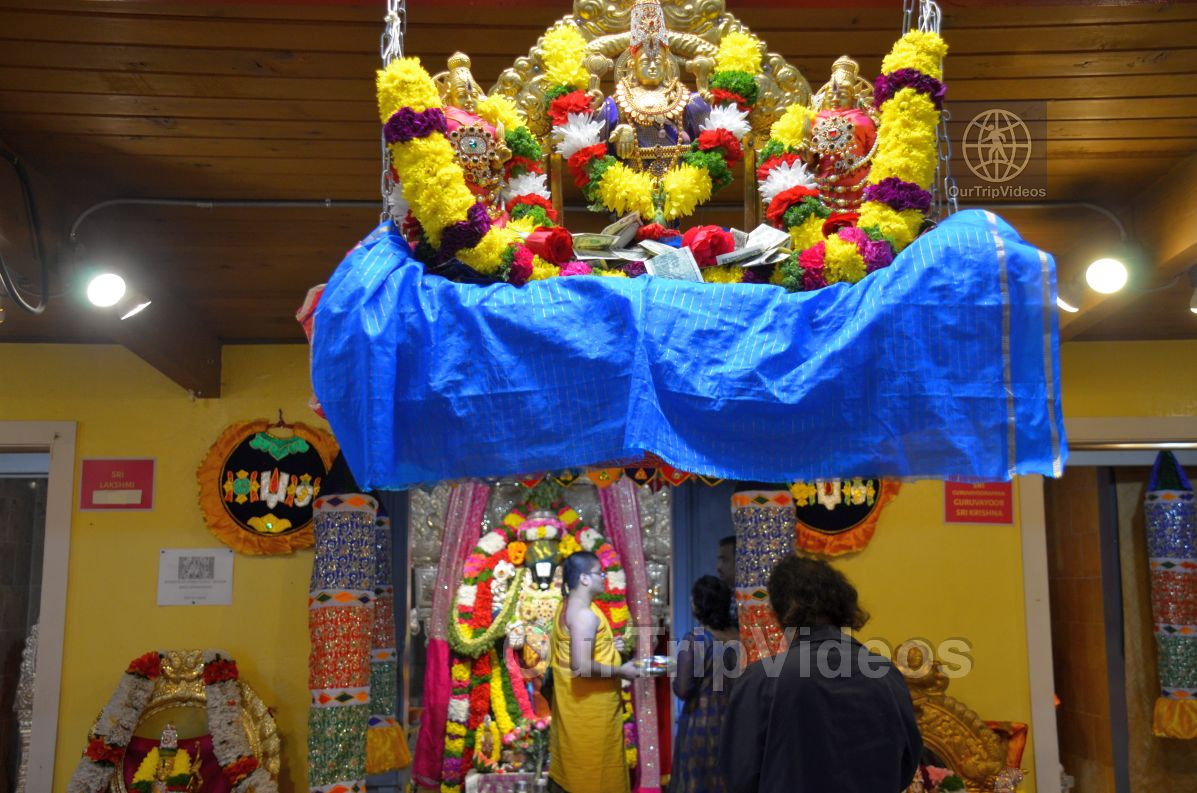 Vaikunta Ekadasi celebrations at SVCC temple, Fremont, CA, USA - Picture 11 of 25
