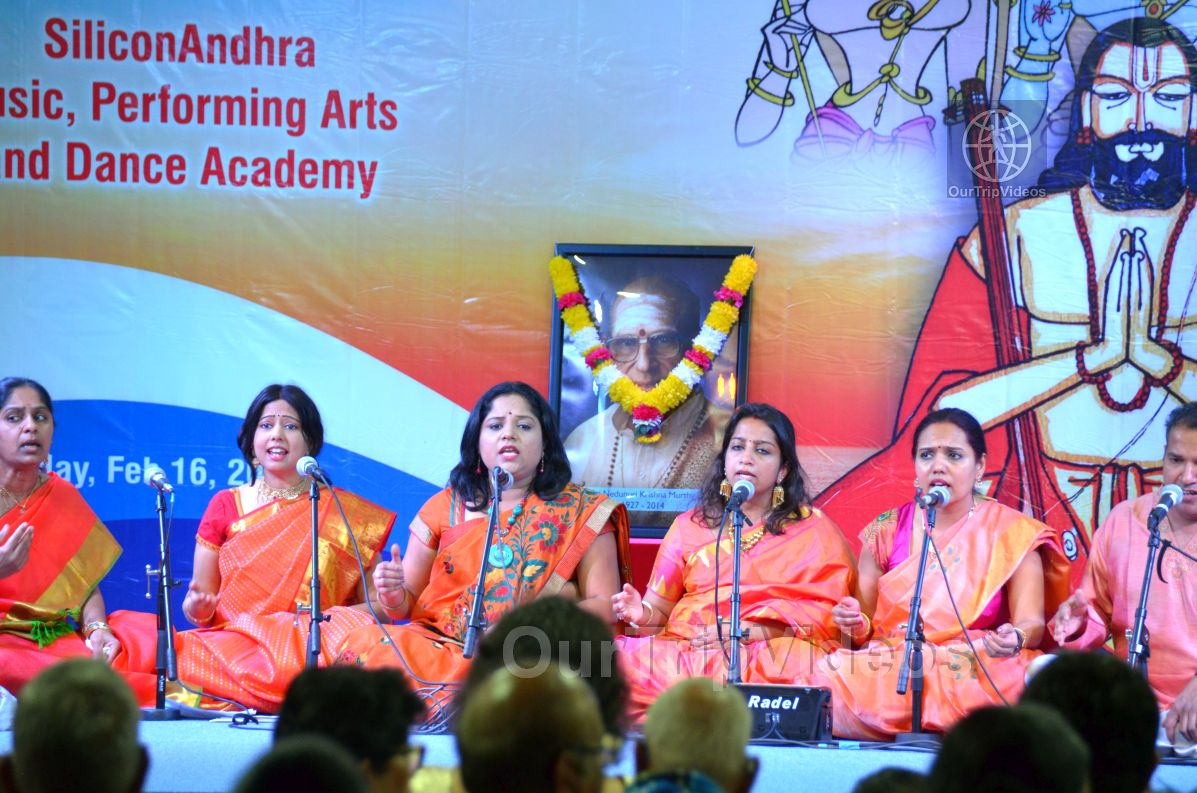 Sri Ramadasu Jayanthi Utsavam at Silicon Andhra, Milpitas, CA, USA - Picture 43 of 50
