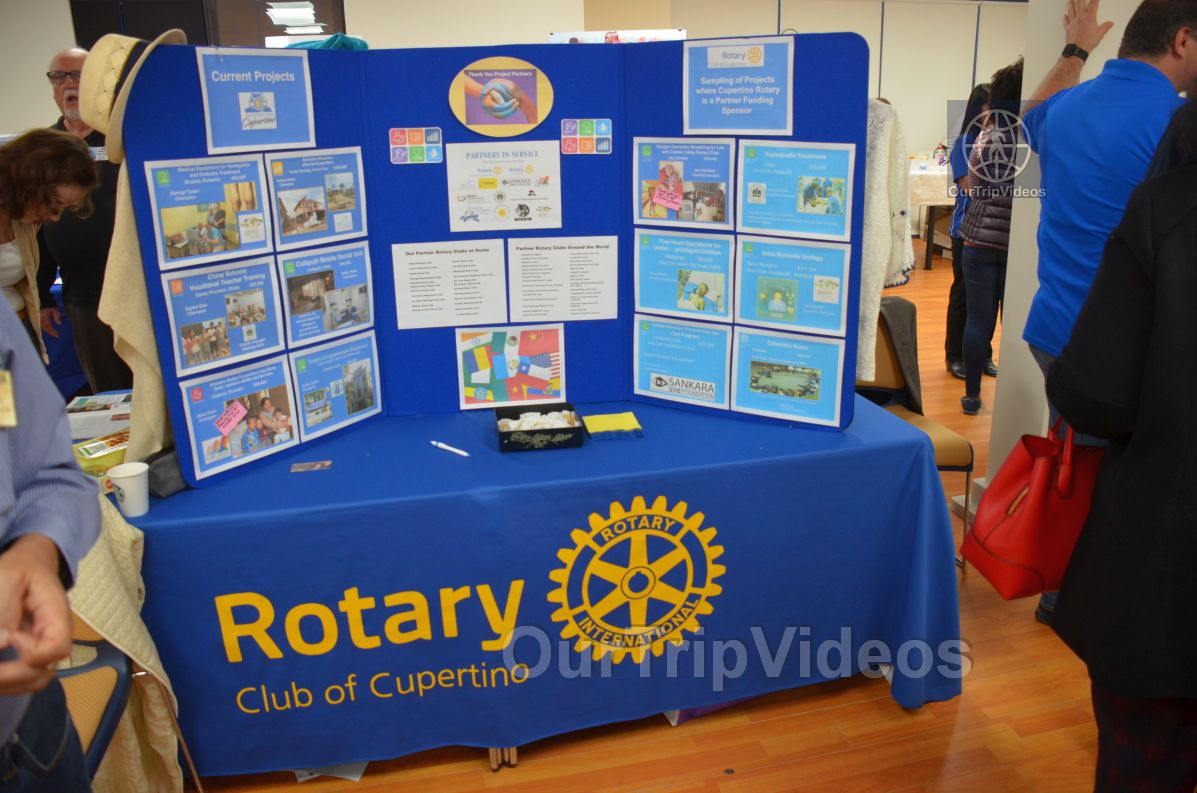 Rotary District 5170 International Expo, Milpitas, CA, USA - Picture 31 of 50