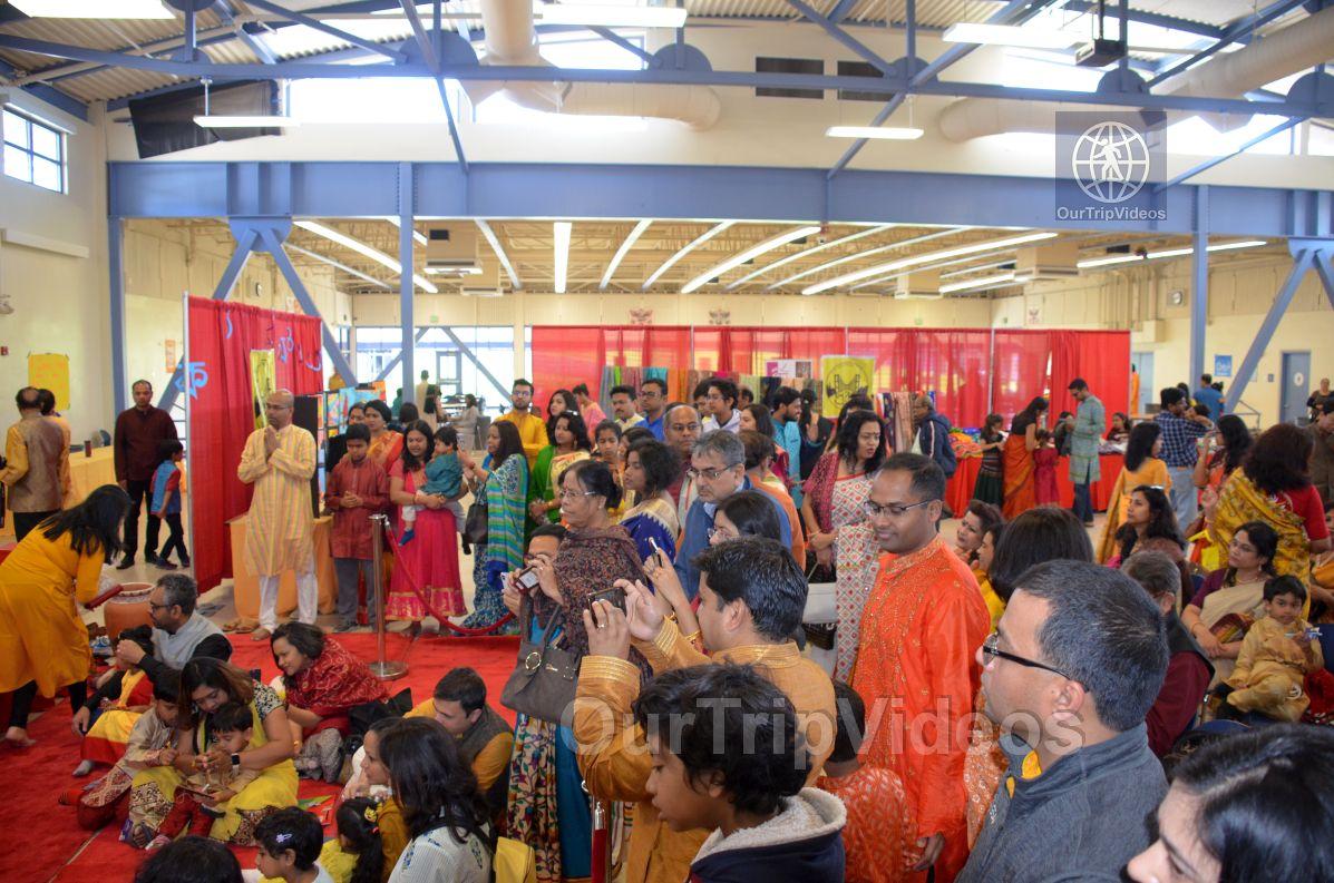 Prabasi Saraswati Puja, Newark, CA, USA - Picture 26 of 50