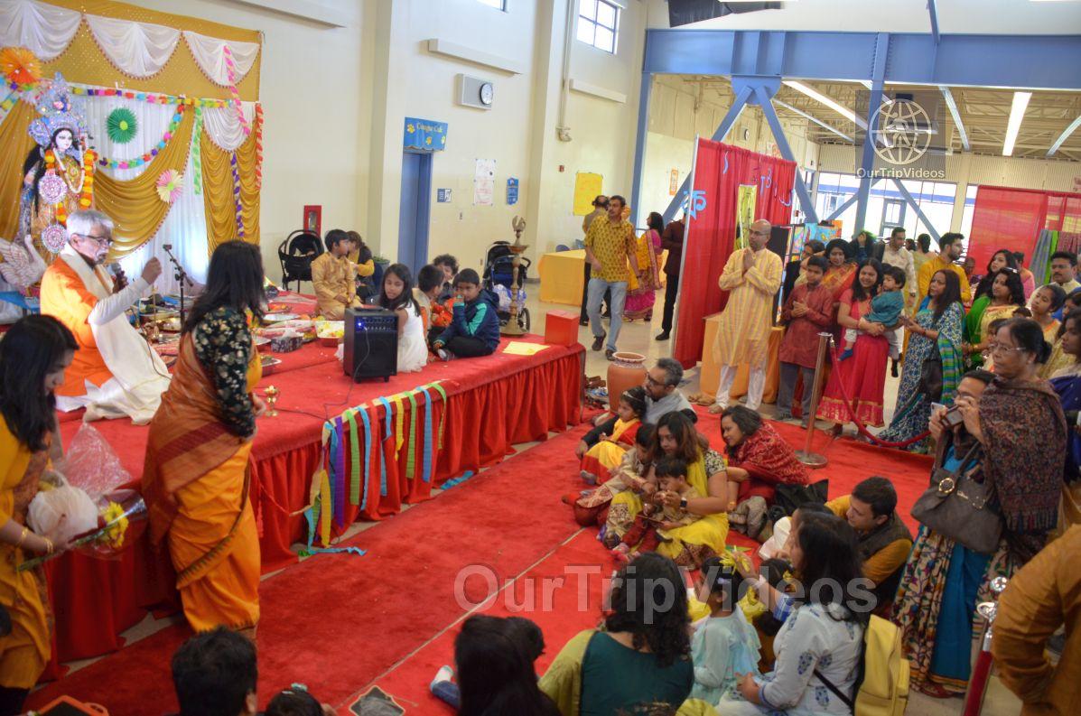 Prabasi Saraswati Puja, Newark, CA, USA - Picture 27 of 50