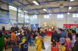 Prabasi Saraswati Puja, Newark, CA, USA - Picture 19