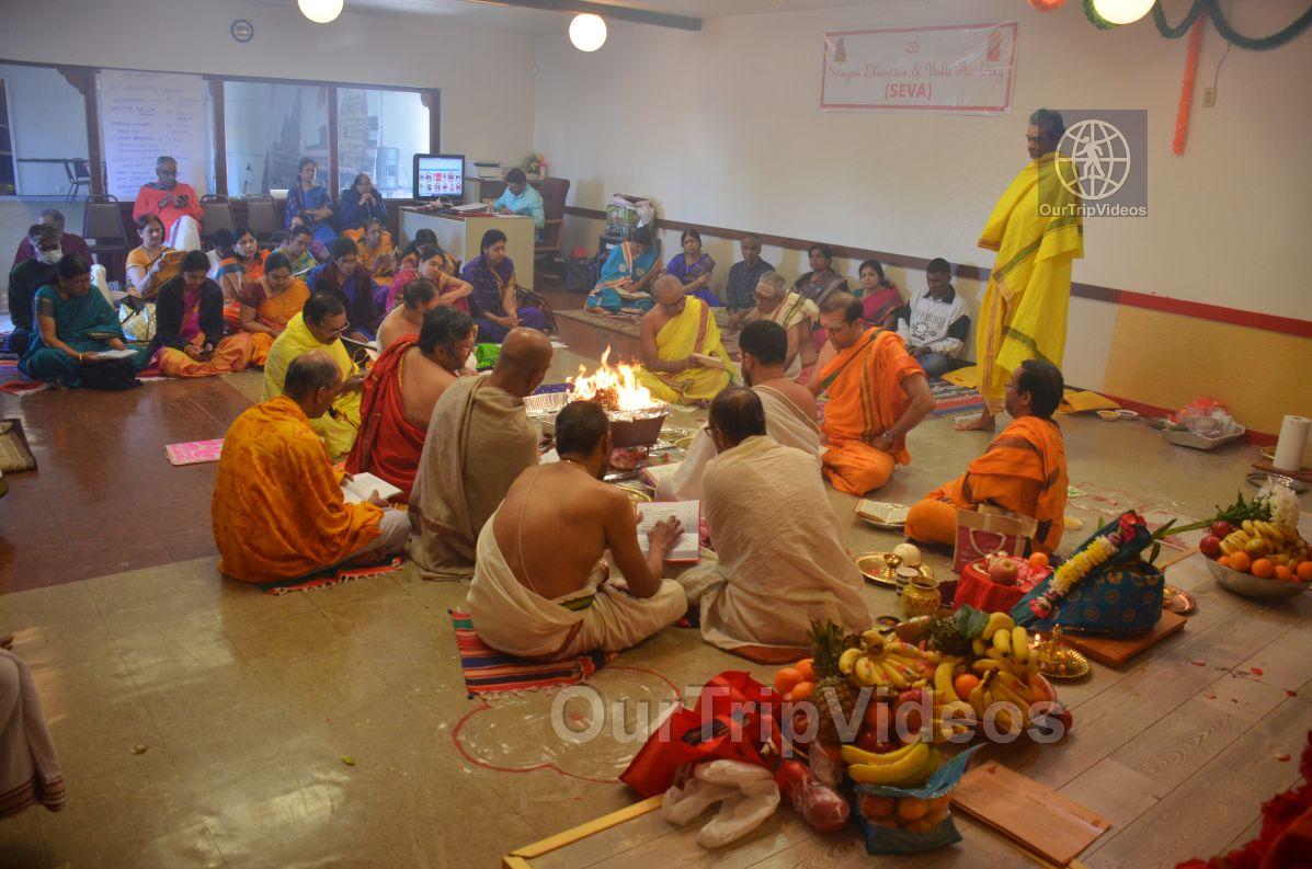 Shri Sharadamba Pranapratishtapana (SEVA), Newark, CA, USA - Picture 4 of 25