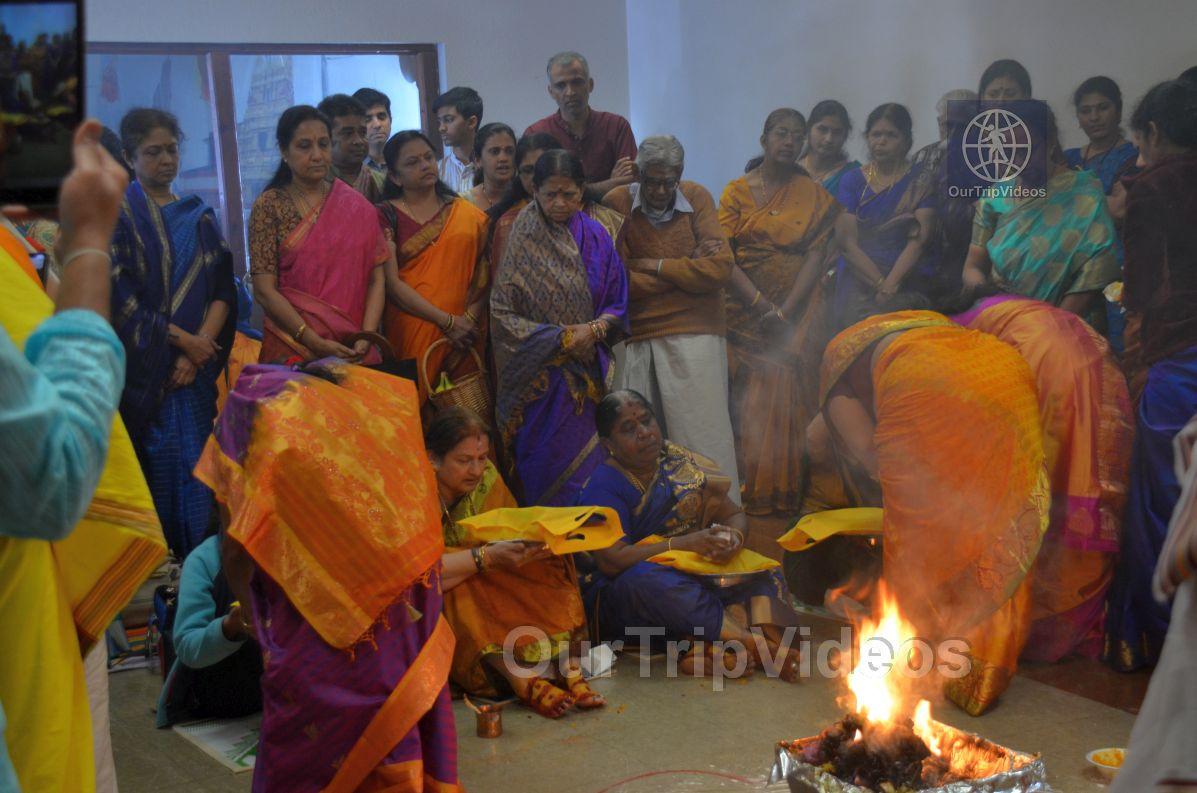 Shri Sharadamba Pranapratishtapana (SEVA), Newark, CA, USA - Picture 34 of 50