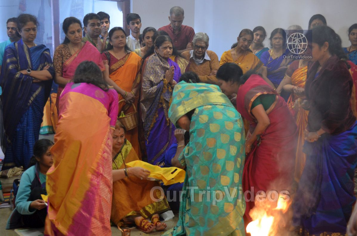 Shri Sharadamba Pranapratishtapana (SEVA), Newark, CA, USA - Picture 36 of 50