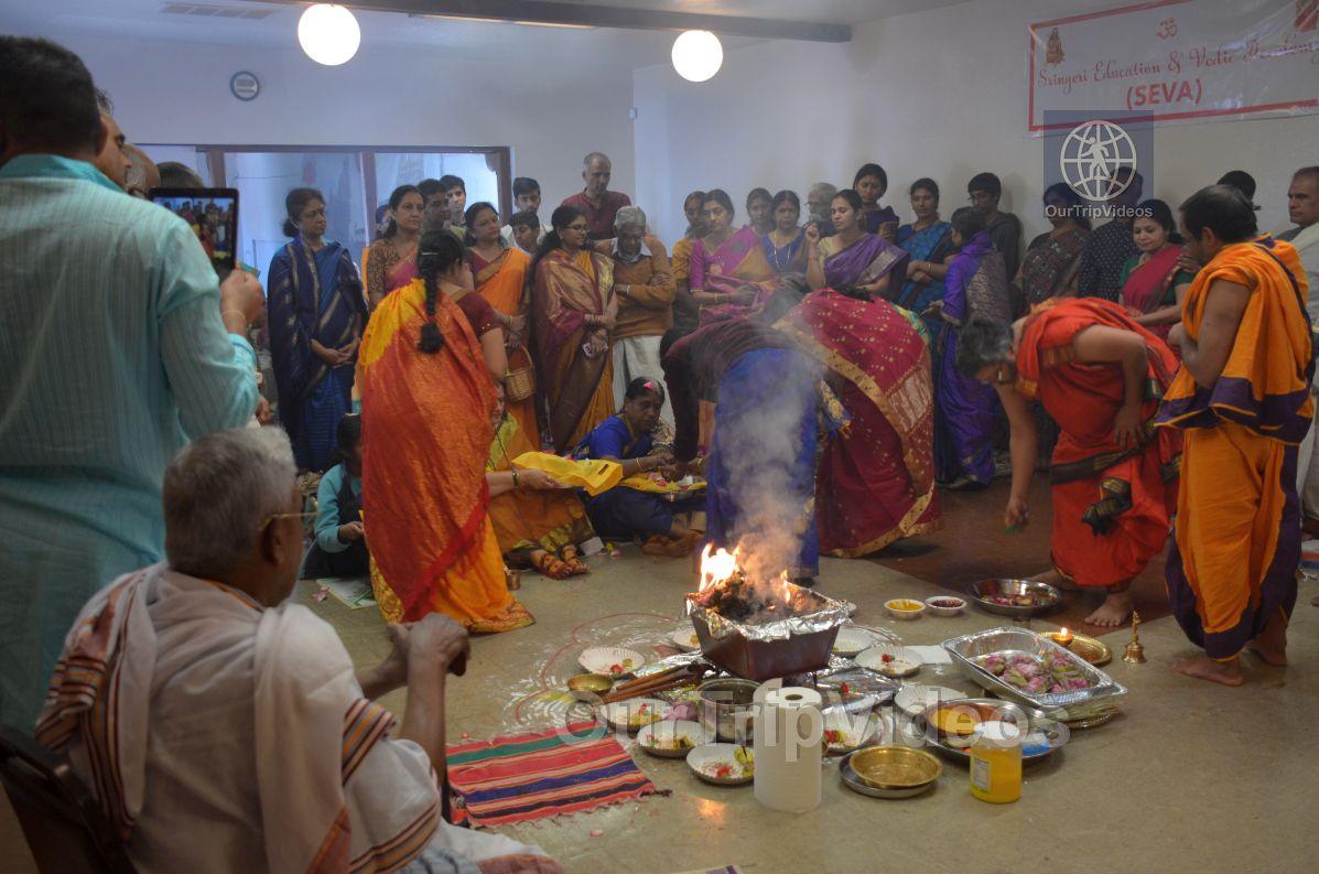 Shri Sharadamba Pranapratishtapana (SEVA), Newark, CA, USA - Picture 38 of 50