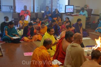 Shri Sharadamba Pranapratishtapana (SEVA), Newark, CA, USA - Picture 6
