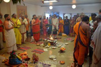 Shri Sharadamba Pranapratishtapana (SEVA), Newark, CA, USA - Picture 24
