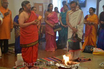 Shri Sharadamba Pranapratishtapana (SEVA), Newark, CA, USA - Picture 25