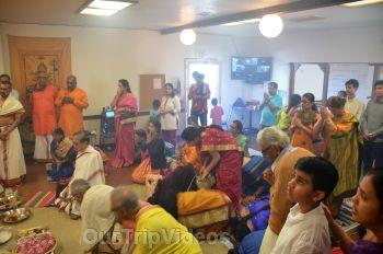 Shri Sharadamba Pranapratishtapana (SEVA), Newark, CA, USA - Picture 27