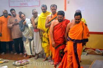 Shri Sharadamba Pranapratishtapana (SEVA), Newark, CA, USA - Picture 44
