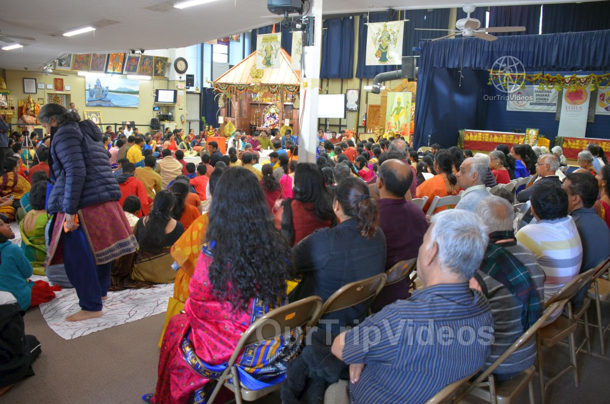 Lotus Tyagaraja Aradhana at Sanatana Dharma Kendra, San Jose, CA, USA - Picture 1 of 25
