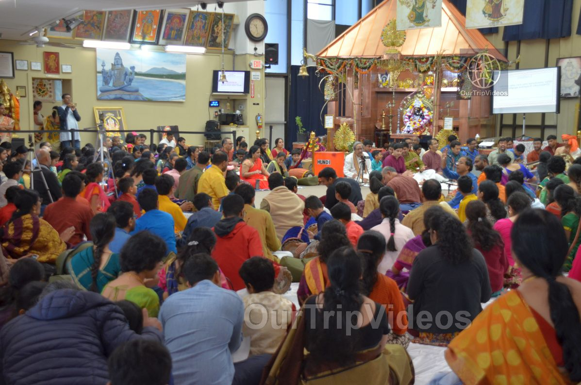 Lotus Tyagaraja Aradhana at Sanatana Dharma Kendra, San Jose, CA, USA - Picture 2 of 25