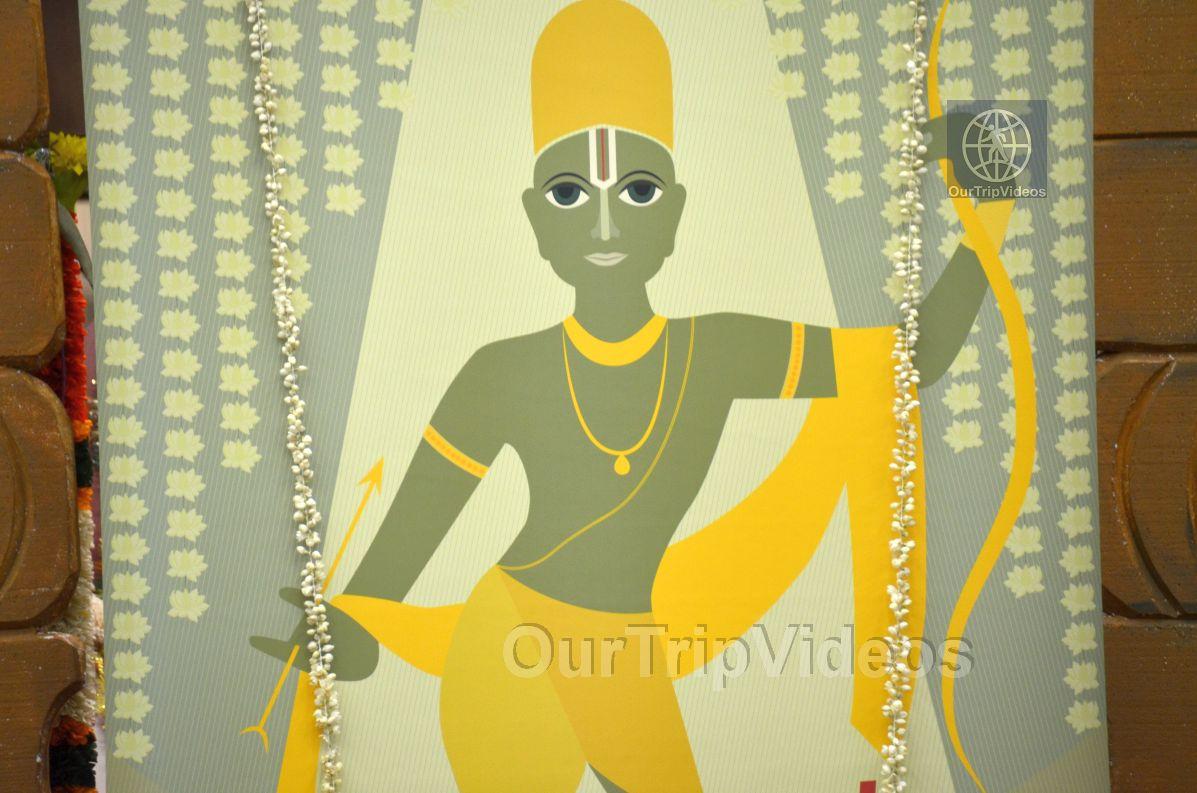 Lotus Tyagaraja Aradhana at Sanatana Dharma Kendra, San Jose, CA, USA - Picture 14 of 25
