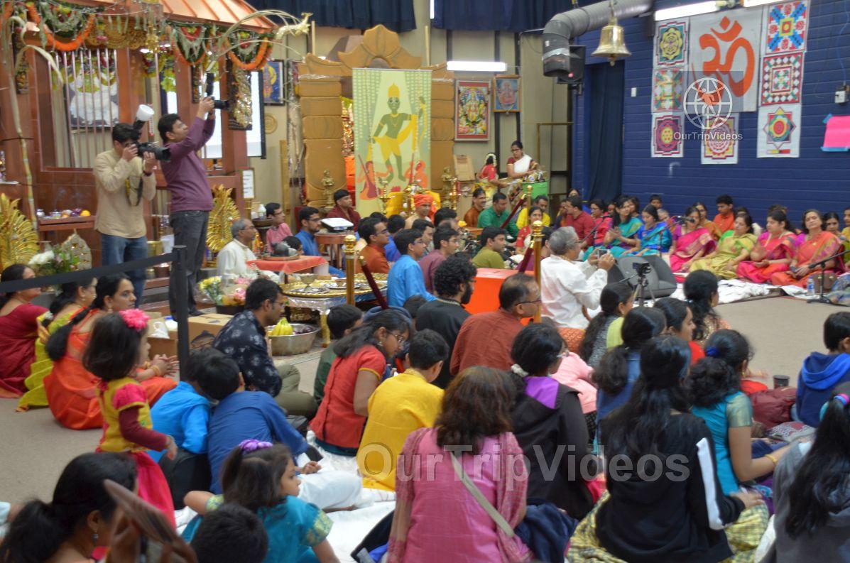 Lotus Tyagaraja Aradhana at Sanatana Dharma Kendra, San Jose, CA, USA - Picture 26 of 50