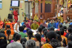 Lotus Tyagaraja Aradhana at Sanatana Dharma Kendra, San Jose, CA, USA - Picture 6
