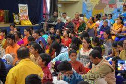 Lotus Tyagaraja Aradhana at Sanatana Dharma Kendra, San Jose, CA, USA - Picture 17