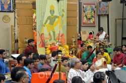 Lotus Tyagaraja Aradhana at Sanatana Dharma Kendra, San Jose, CA, USA - Online News Paper RSS -  views