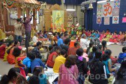 Lotus Tyagaraja Aradhana at Sanatana Dharma Kendra, San Jose, CA, USA - Picture 26