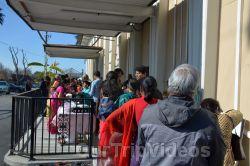 Lotus Tyagaraja Aradhana at Sanatana Dharma Kendra, San Jose, CA, USA - Picture 41