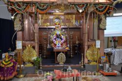 Lotus Tyagaraja Aradhana at Sanatana Dharma Kendra, San Jose, CA, USA - Picture 44