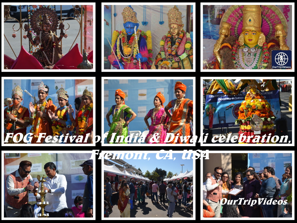 FOG Festival of India and Diwali celebration, Fremont, CA, USA - Picture 1 of 25