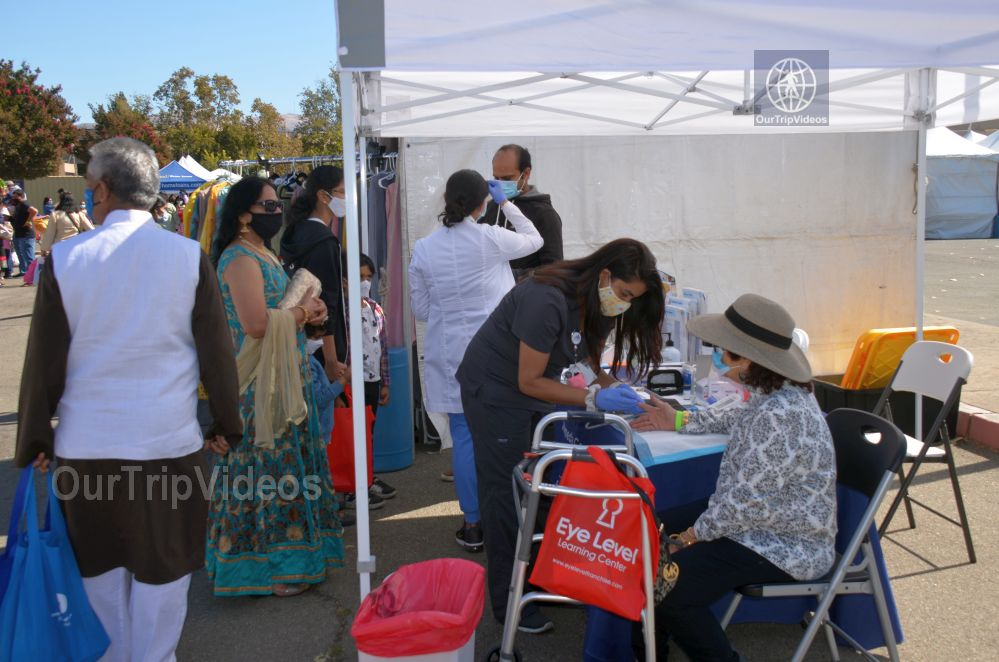 FOG Festival of India and Diwali celebration, Fremont, CA, USA - Picture 7 of 25