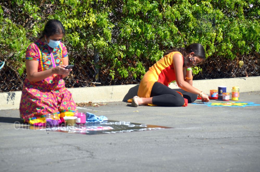 FOG Festival of India and Diwali celebration, Fremont, CA, USA - Picture 17 of 25