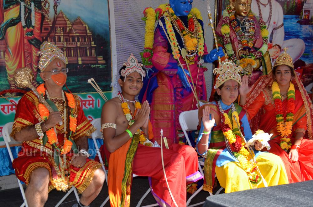 FOG Festival of India and Diwali celebration, Fremont, CA, USA - Picture 20 of 25
