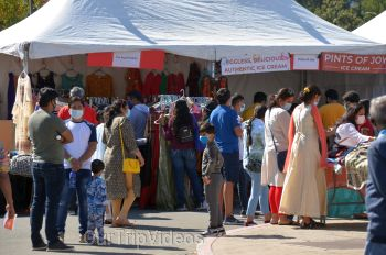 FOG Festival of India and Diwali celebration, Fremont, CA, USA - Picture 3