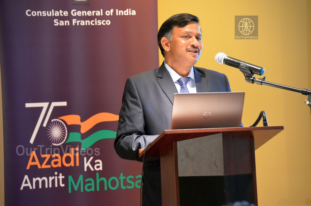 75th India Independence Day Celebration - CGI, San Francisco, CA, USA - Picture 10 of 25