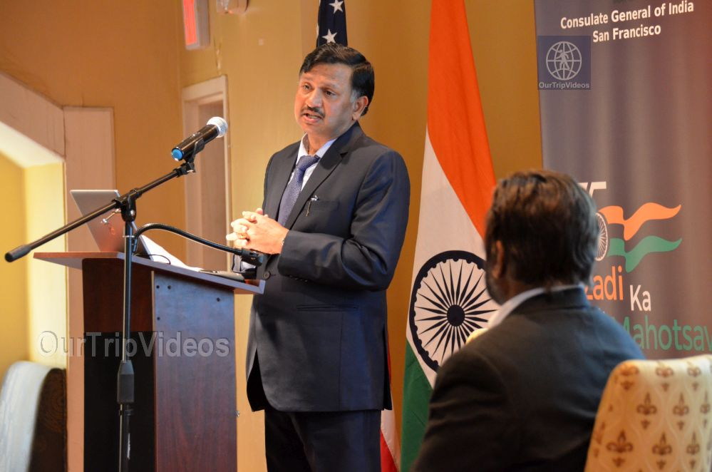 75th India Independence Day Celebration - CGI, San Francisco, CA, USA - Picture 19 of 25