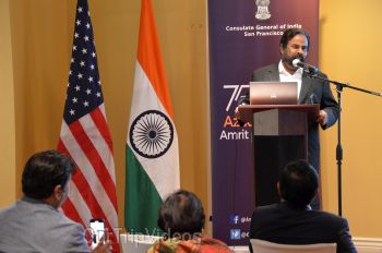 75th India Independence Day Celebration - CGI, San Francisco, CA, USA - Picture 34