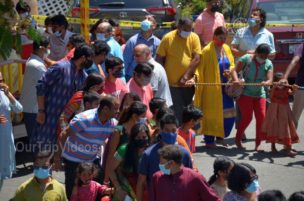 Sri Jagannath Ratha Yatra - Fremont Temple, Fremont, CA, USA - Picture 23 of 25