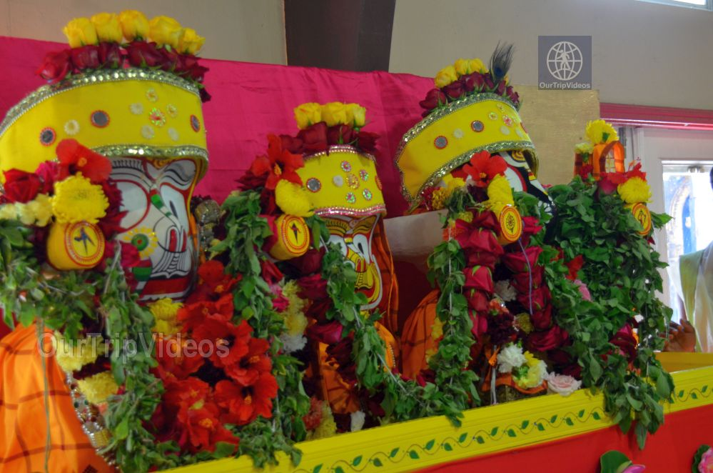 Sri Jagannath Ratha Yatra - Fremont Temple, Fremont, CA, USA - Picture 46 of 50