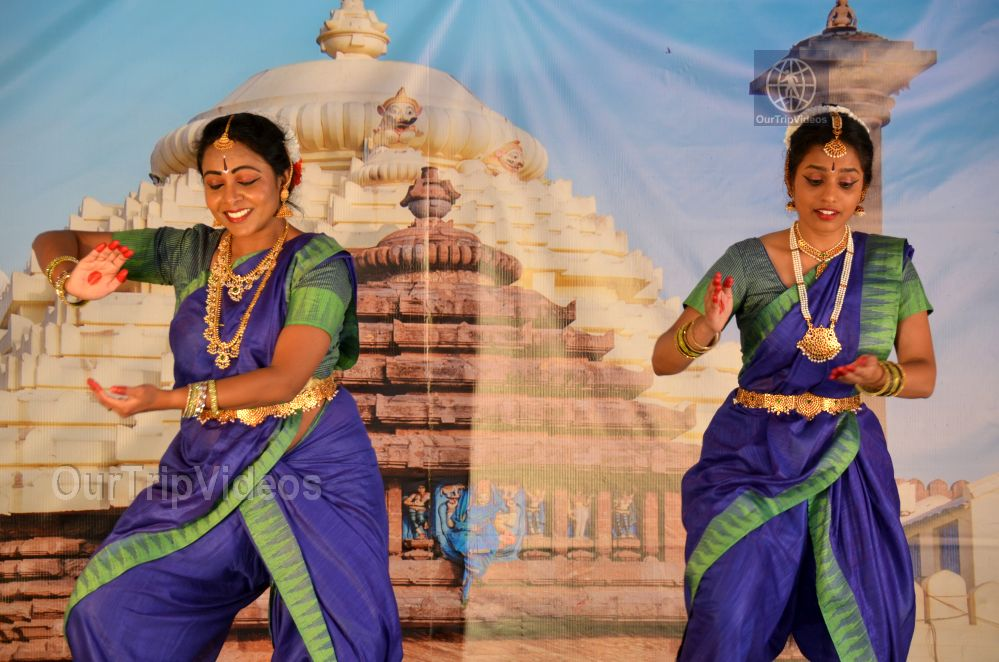 Sri Jagannath Ratha Yatra - Fremont Temple, Fremont, CA, USA - Picture 62 of 75