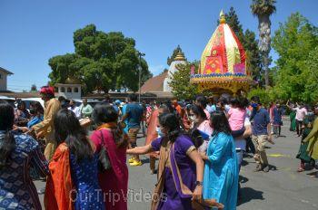Sri Jagannath Ratha Yatra - Fremont Temple, Fremont, CA, USA - Picture 5