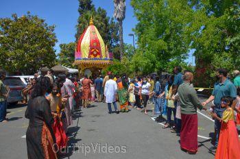 Sri Jagannath Ratha Yatra - Fremont Temple, Fremont, CA, USA - Picture 11