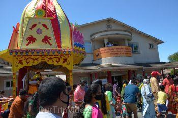Sri Jagannath Ratha Yatra - Fremont Temple, Fremont, CA, USA - Picture 17