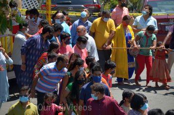 Sri Jagannath Ratha Yatra - Fremont Temple, Fremont, CA, USA - Picture 23