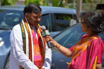Sri Jagannath Ratha Yatra - Fremont Temple, Fremont, CA, USA - Picture 36
