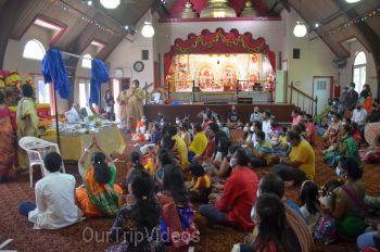 Sri Jagannath Ratha Yatra - Fremont Temple, Fremont, CA, USA - Picture 48