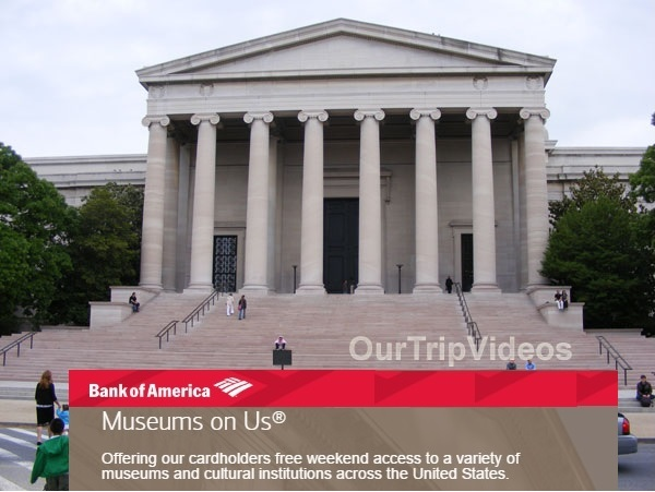 Bank of America - Museums on Us weekend - Event